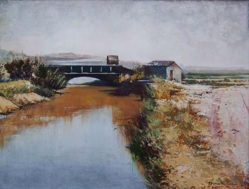 El Canal de Lodosa por Pilar García Escribano