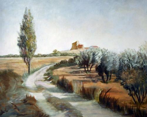 Castillo por Pilar García Escribano
