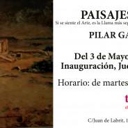 Exposición de Paisajes y Bodegones